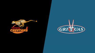 Replay: Cheetahs vs Griquas | Aug 18