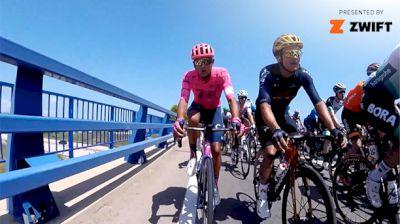 On-Board Highlights: 2021 Vuelta a España Stage 7