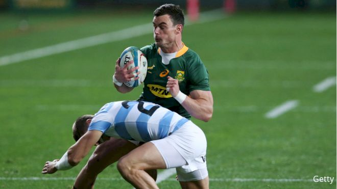 Rosters Set For Argentina vs South Africa Test #2