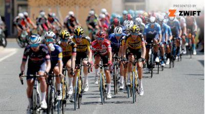 Highlights: 2021 Vuelta a España Stage 8