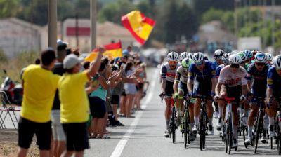Watch In Canada: 2021 Vuelta A España Stage 8 Extended Highlights