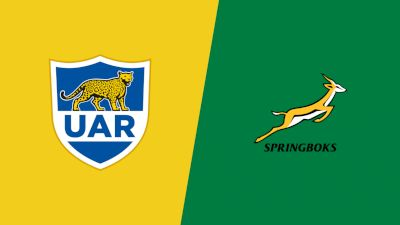 Replay: Argentina vs South Africa | Aug 21