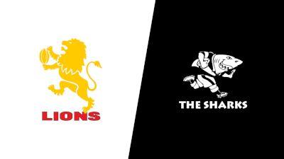 Replay: Golden Lions vs Sharks | Aug 21