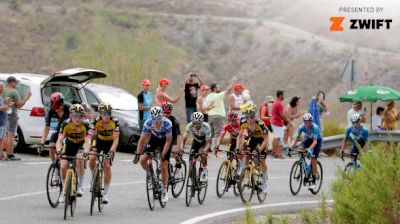 On-Site: The GC Battle Lights Up In First Major Mountain Stage - 2021 Vuelta A España