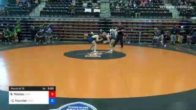 116 lbs Prelims - Breanna Mestas, Corban vs Camille Fournier, Texas Wesleyan