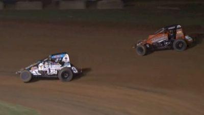 Highlights | USAC Sprints at Paragon Speedway
