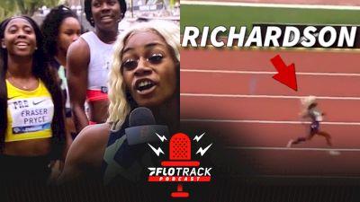 The Sha'Carri Richardson Internet Reaction Was WILD