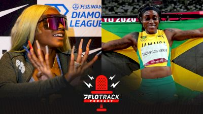 Would Elaine Thompson Have Run Slower Without Sha'Carri Richardson In The Race?
