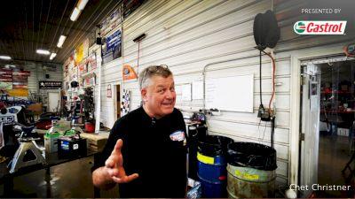 Road To Eldora: Chub Frank Racing