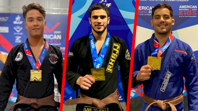 The Brown Belts You Need To Know Before The 2021 IBJJF Pan Championships