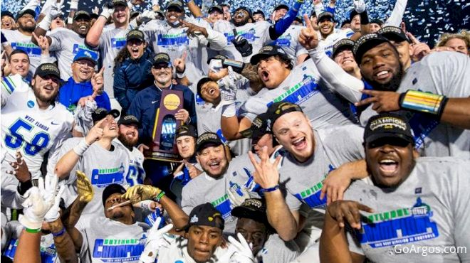Reigning Champion West Florida Is Built To Last