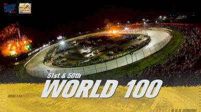 Full Replay | 51st World 100 Wednesday at Eldora 9/8/21