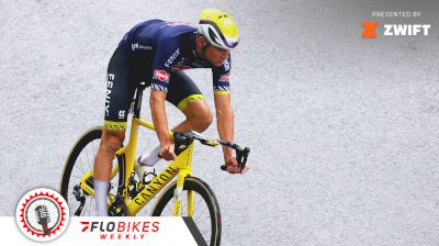 Will Mathieu Van Der Poel Be Ready To Take On Road World Championships? | FloBikes Weekly