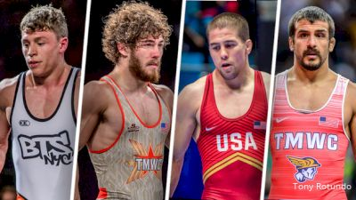61kg Is Deep At The World Team Trials