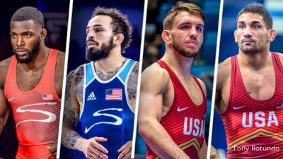 Who Gets The Top Seed At 70kg?