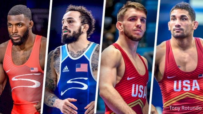 Who Will Be The #1 Seed At 70kg?