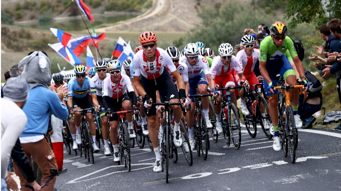 picture of 2021 UCI Road World Championship Previews