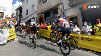 On-Site: Steep Finishing Climb Provides Exciting Stage 11 Finish - 2021 Vuelta A España
