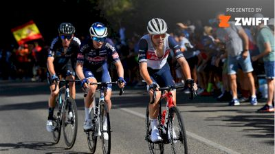 On-Board Highlights: 2021 Vuelta a España Stage 12