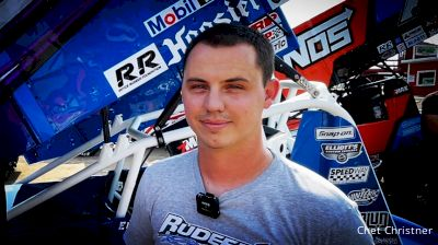 Second In All Star Points, Cory Eliason Is Ready For PA