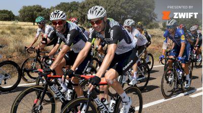 On-Board Highlights: 2021 Vuelta a España Stage 13