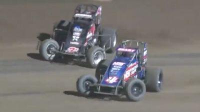 Highlights | Sprint Car Smackdown Night #1 at Kokomo
