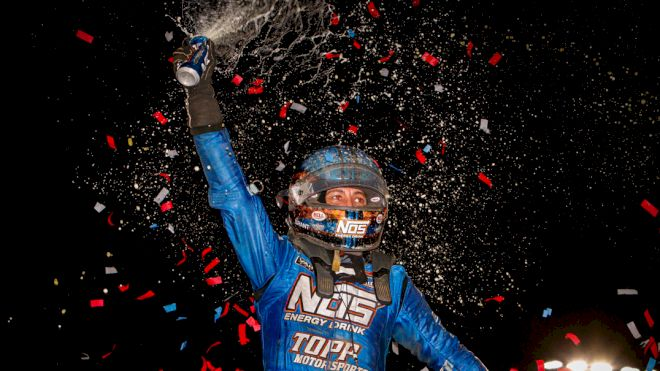 Justin Grant's Late Flurry Nets Friday Smackdown Win