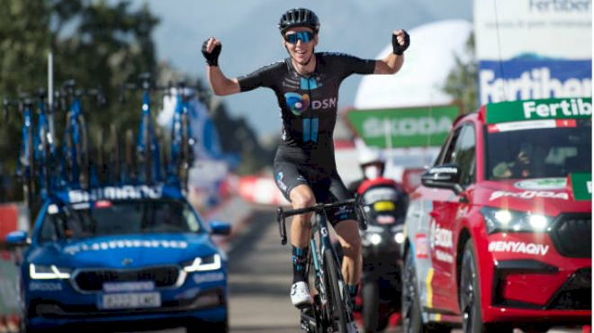 Bardet Climbs To Victory On Stage 14 Of Vuelta