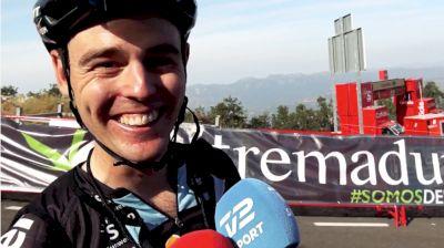 Chris Hamilton: 'It's Been A Long Time Coming' Stage 14 - 2021 Vuelta A España