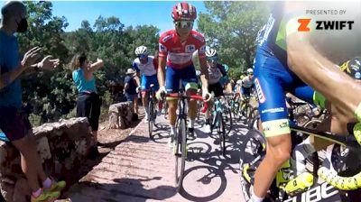On-Board Highlights: 2021 Vuelta a España Stage 14