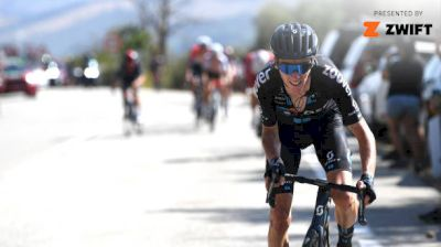 On-Site: The Frenchman Makes The Escape On Stage 14 - 2021 Vuelta A España