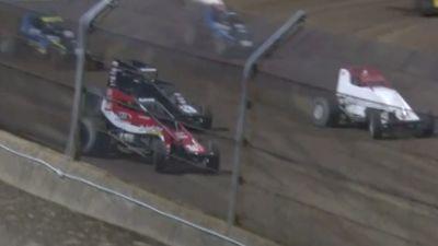 Heat Races | Sprint Car Smackdown Finale at Kokomo