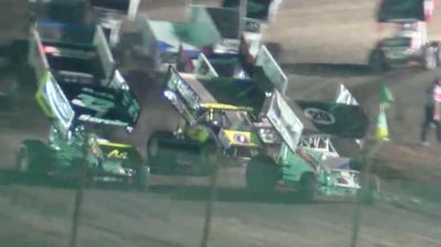 Feature Replay | 360 Sprints at Stockton Dirt Track
