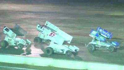 Feature Replay | NARC King of the West at Stockton Dirt Track