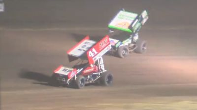 Highlights | NARC King of the West at Stockton Dirt Track
