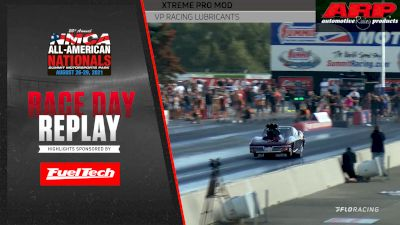 David Monday 3.78 Xtreme Pro Mod Qualifying Run at the NMCA All-American Nationals