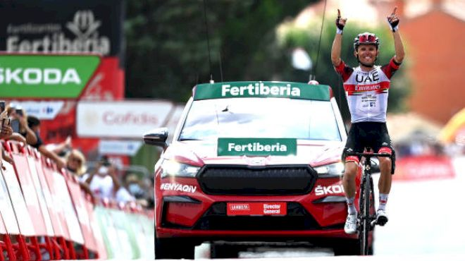 Poland's Majka Triumphs As Vuelta Heads To The Wire