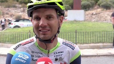 Rein Taaramäe: 'Nobody Knows His Limits' Stage 15 - 2021 Vuelta A España