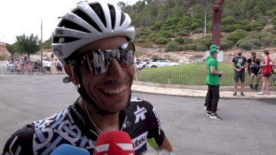 Fabio Aru: 'I Was Really Empty' Stage 15 - 2021 Vuelta A España