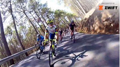 On-Board Highlights: 2021 Vuelta a España Stage 15