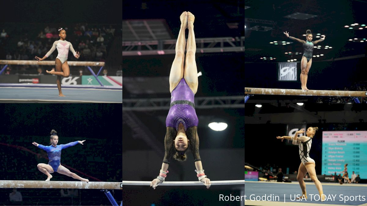 Who We Might See At The 2021 World Artistic Gymnastics Championships