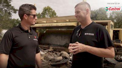 Road To Eldora: Crushing Cars With Mike Marlar