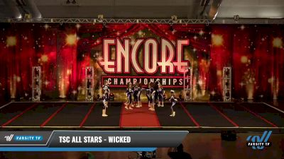 TSC All Stars - Wicked [2021 L3 Youth - D2 Day 2] 2021 Encore Championships: Pittsburgh Area DI & DII