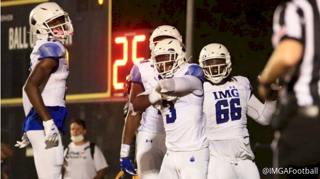 Top 25 Matchup Pits IMG Against La Salle