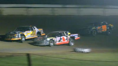Highlights   IMCA Stock Cars at Thayer County