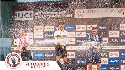 Christopher Blevins Sweeps Worlds - UCI Mountain Bike World Championships Recap