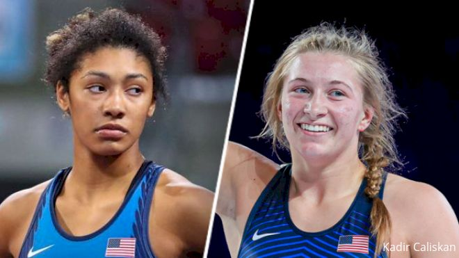 Prep Phenoms On A Collision Course At World Team Trials