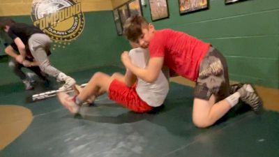 Play Wrestling In The Bassett Basement