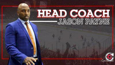 ECHL's Cincinnati Cyclones Name Jason Payne Head Coach