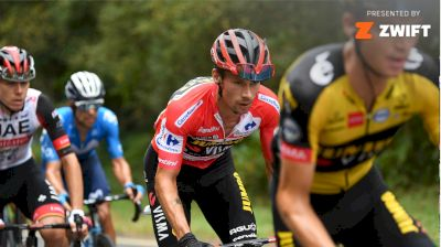 Consistency for Primož Roglič Going Into the Final Days Of La Vuelta a España | Chasing The Pros
